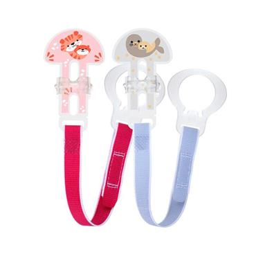 MAM Soother Clip Double Set