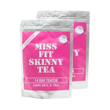 Miss Fit Skinny Tea Teatox