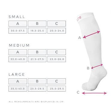Venosure Maternity Graduated Compression Socks