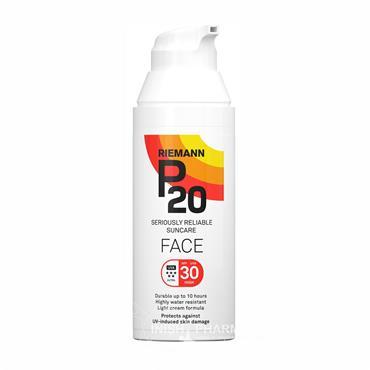 P20 Face Cream SPF30 50g