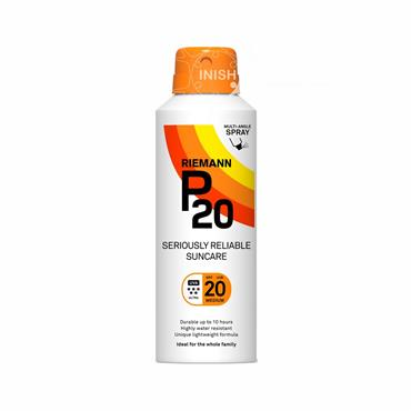 P20 Sun Protection SPF20 Continuous Spray 150ml