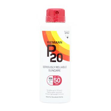 P20 Sun Protection SPF50 Spray 150ml