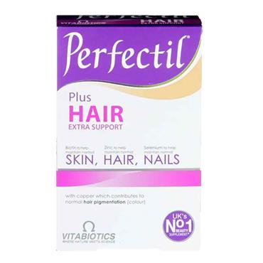Vitabiotics Perfectil Plus Hair Extra Support 60 Tablets
