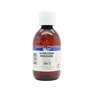 Ultrapure Hydrogen Peroxide 120ml