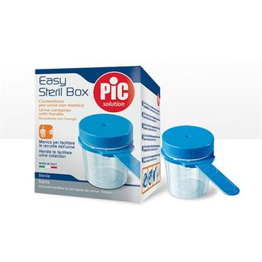 Pic Solution Urine Container With Handle 100ml