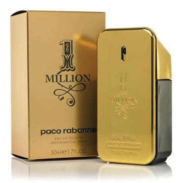 Paco Rabanne 1 Million Mens EDT 50ml