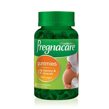 Vitabiotics Pregnacare Gummies 60 Pack