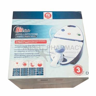 Pic Solutions Air Clinic Aerosol Therapy Nebulizer