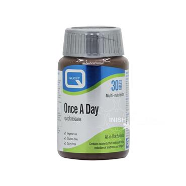 Quest Once A Day Quick Release Multi-Nutrients 30 Pack