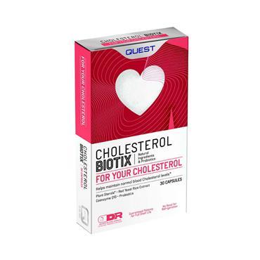 Quest Cholesterol Biotix 30 Capsules