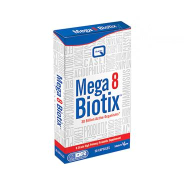 Quest Mega 8 Biotix 30 Pack