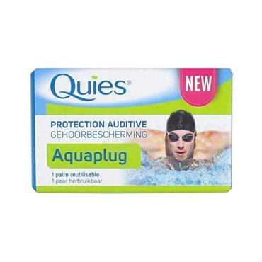 Quies Aquaplug Ear Plugs 1 Pair