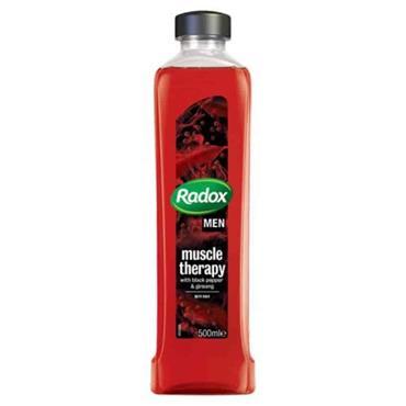 Radox Bath Men Muscle Therapy 500ml