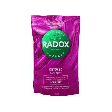 Radox Bath Salts Detoxed 900g