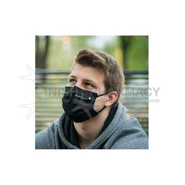 Purismio Reusable Protective Adult Face Mask - Black