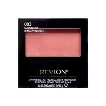 Revlon Blush Mauvelous 003