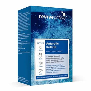 Revive Active Krill Oil 60 Capsules