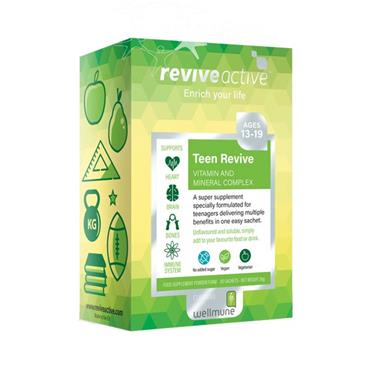 Revive Active Teen Revive Vitamin & Mineral Complex 20 Sachets