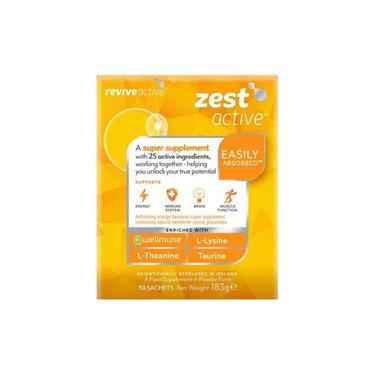 Revive Active Zest Active Food Supplement 30 Sachets
