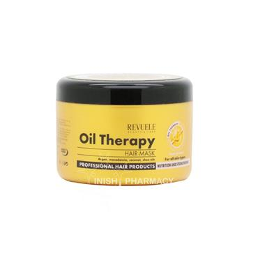Revuele Oil Therapy Hair Mask 500ml