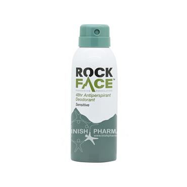 Rock Face 48HR Anti-Perspirant Sensitive Deodorant 150ml