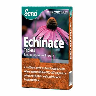 Sona Echinace 30 Tablets