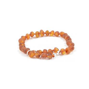 Natural Amber Bracelet 16cm