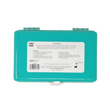 Safe & Sound First Aid Kit with Case