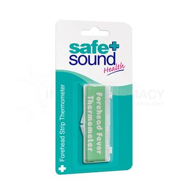 Safe & Sound Forehead Strip Thermometer