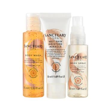 Sanctuary Spa 'Moments That Last' 3 Piece Giftset