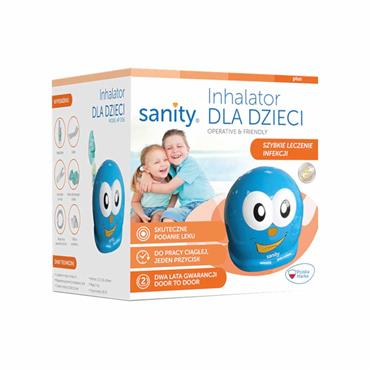 Sanity Allergy Plus Kids Nebuliser