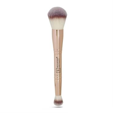 Sculpted by Aimee Beauty Buffer Complexion Brush Duo
