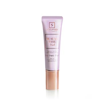 Sculpted by Aimee Connolly Beauty Base Pearl All In One Moisturising Primer 50ml