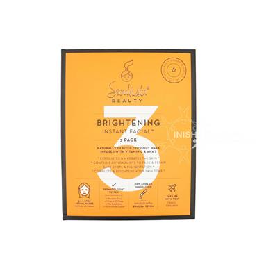 Seoulista Beauty Brightening Instant Facial - 3 Pack