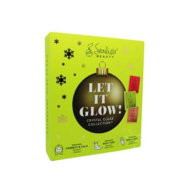 Seoulista Beauty Let It Glow Crystal Clear Collection