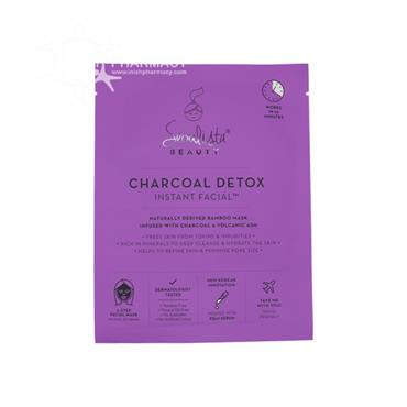 Seoulista Beauty Charcoal Detox Instant Facial 25ml