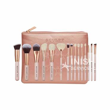 Sculpt Cosmetics Icon 15 Piece Brush Set