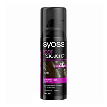 Schwarzkopf Syoss Root Retoucher Black 120ml