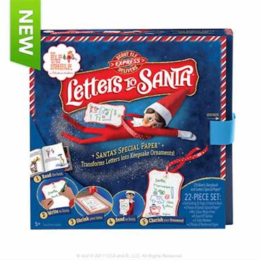 Elf On The Shelf - Scout Elf Express Santa Letters