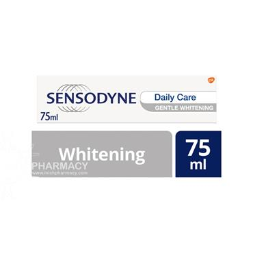 Sensodyne Sensitive Whitening Toothpaste Daily Care 75ml