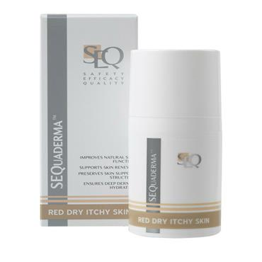 SEQUADERMA Red Dry Itchy Skin 30ml