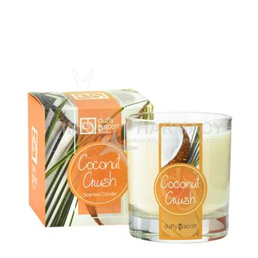 Duffy & Scott Coconut Crush Tumbler Candle 30cl