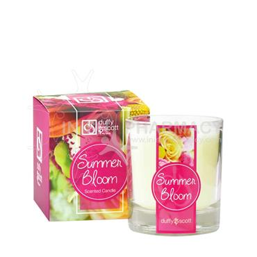 Duffy & Scott Summer Bloom Tumbler Candle 30cl