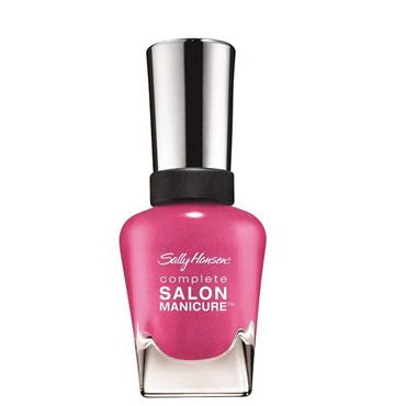 Sally Hansen Complete Salon Manicure Back to the Fucshia 530