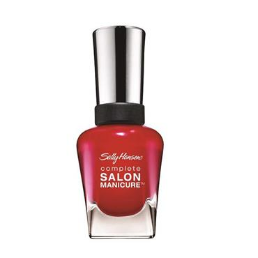Sally Hansen Complete Salon Manicure Right Said Red 570