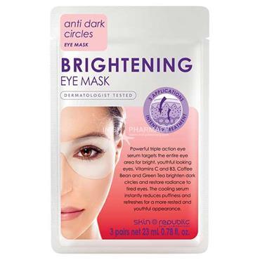 Skin Republic Brightening Eye Mask 23ml