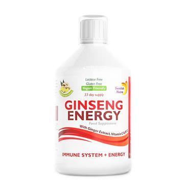 Swedish Nutra Ginseng Energy 500ml