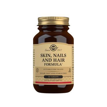 Solgar Skin Nails & Hair Formula 60 Tablets