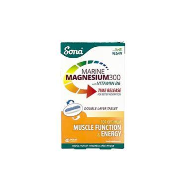 Sona Magnesium 30 Tablets