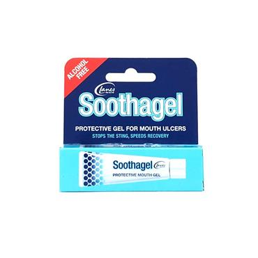 Soothagel Protective Gel for Mouth Ulcers 5ml